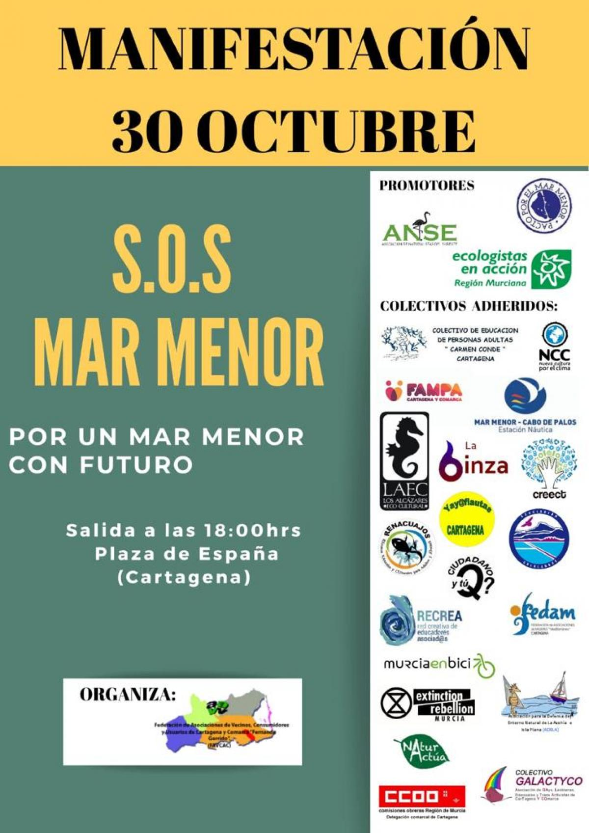 SOS MAR MENOR